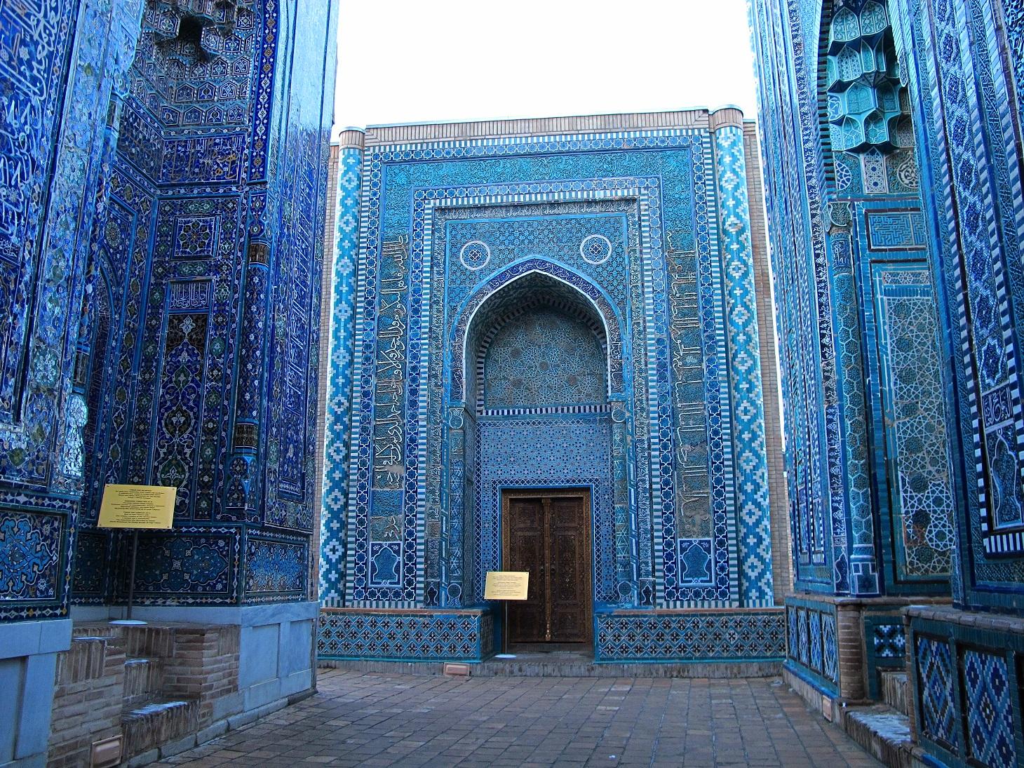 Mausoleo Shah i Zinda