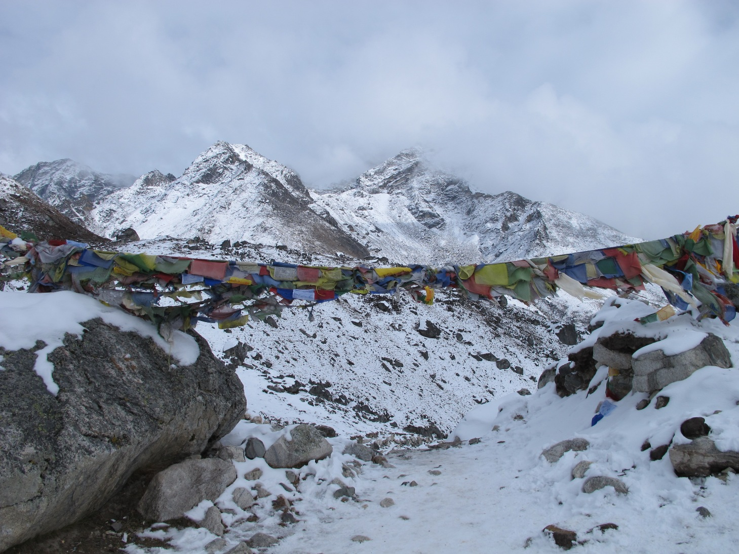 En el Thokla Pass